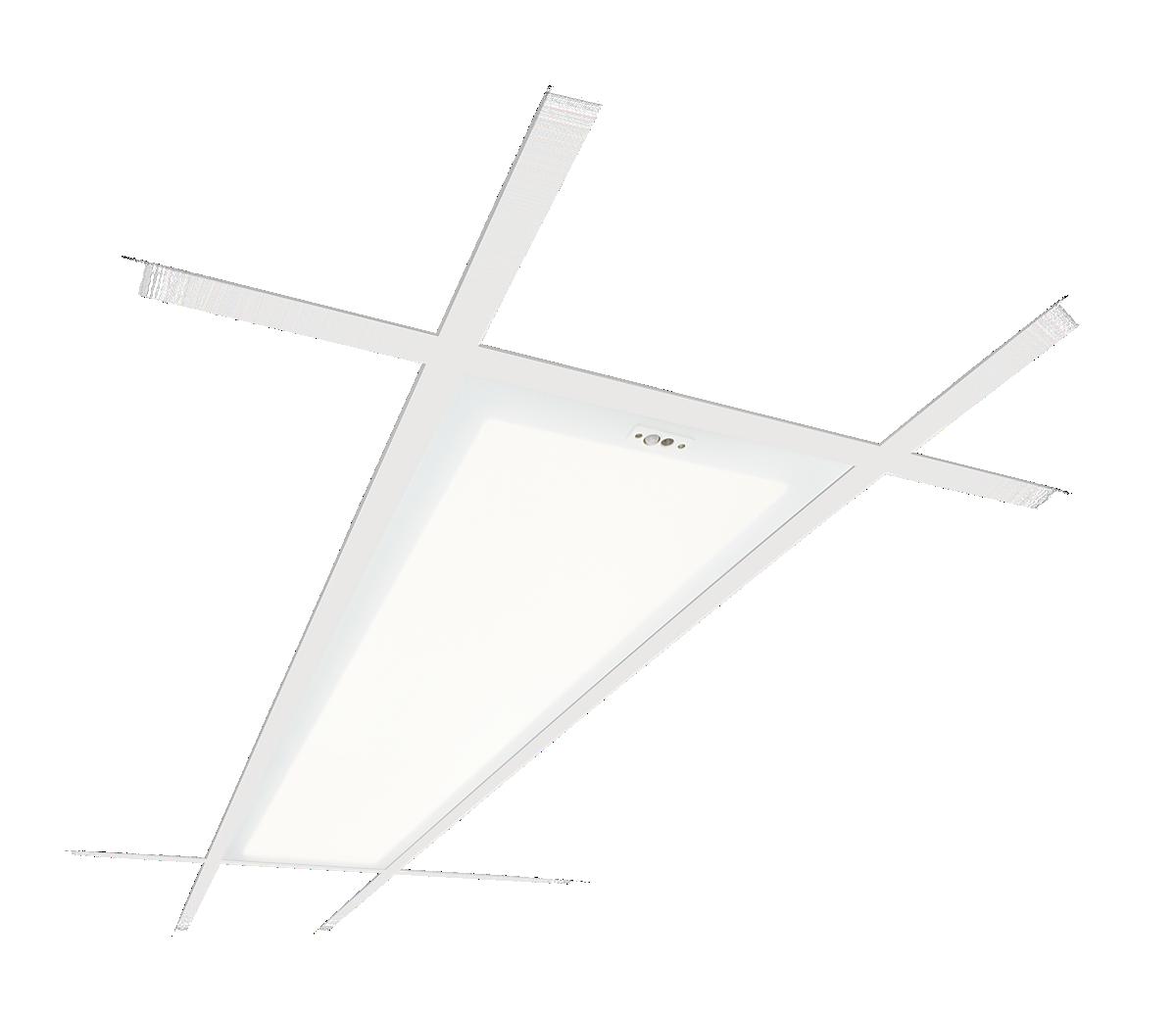 SlimBlend Rechthoekig Inbouw RC400B