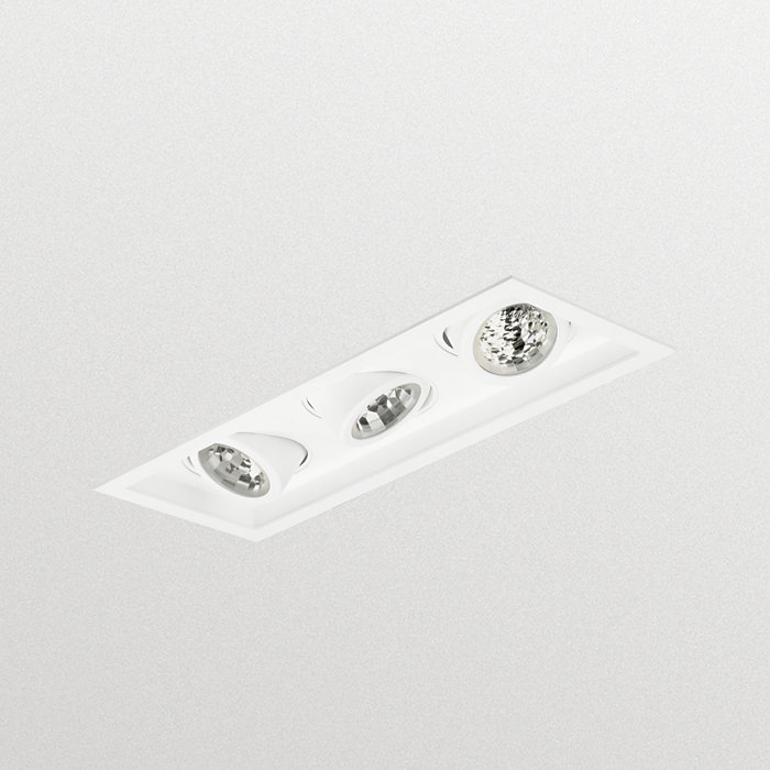 StoreFlux – powerful LED accent lighting that blends perfectly in the store architecture