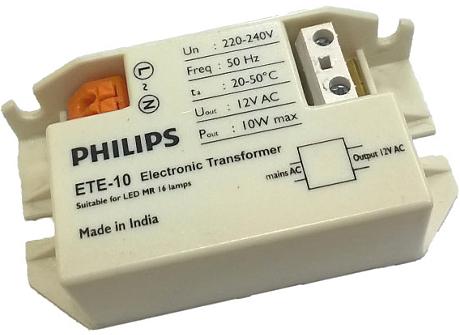 ET-E 10 W LED 220-240V