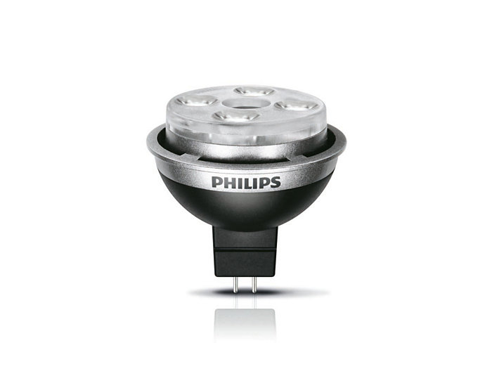 MASTER LEDspot LV MR16 dimmable