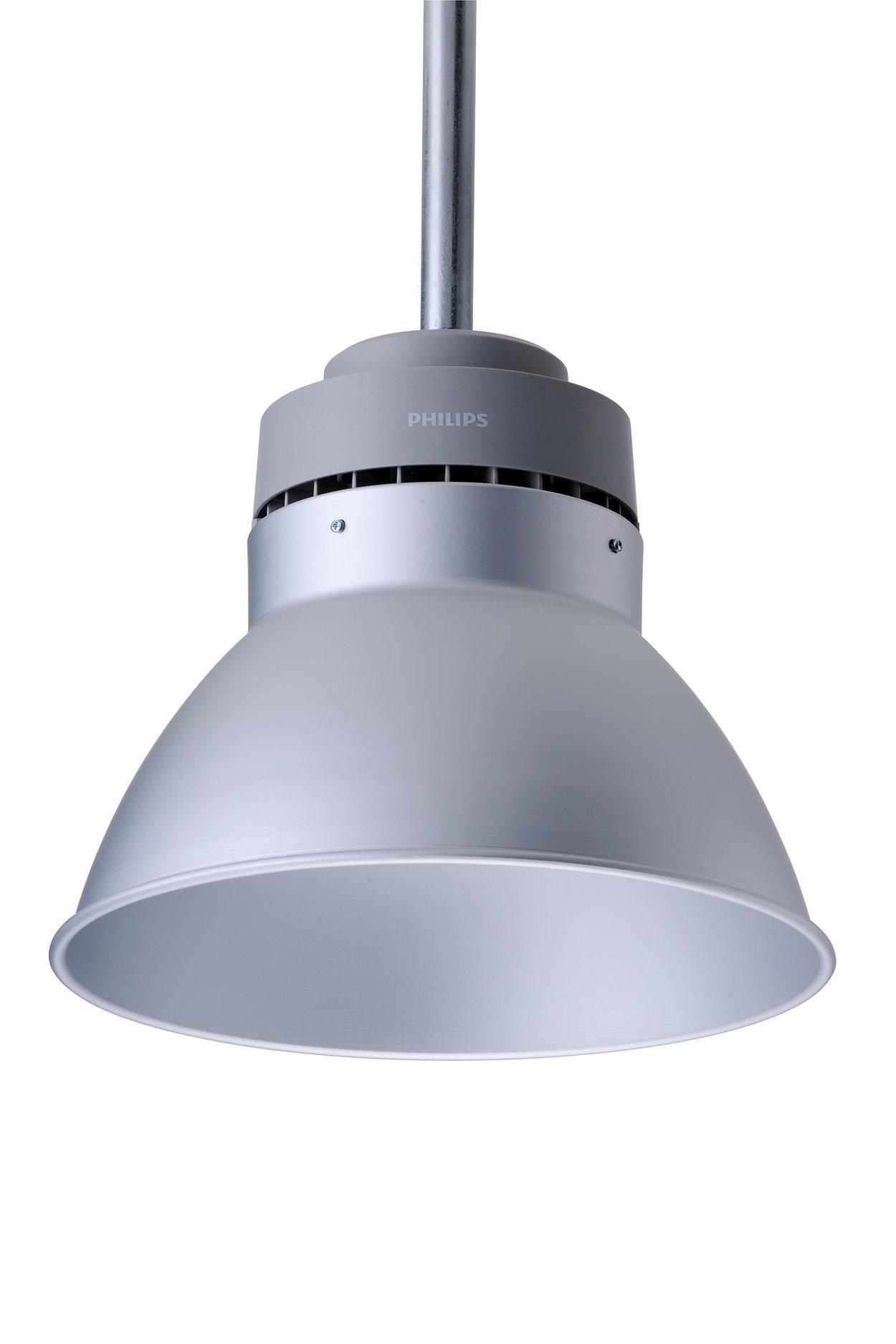 為更安全的工作環境提供的更明亮照明解決方案