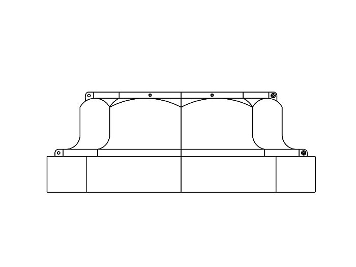 Octagonal Base Cover (141)