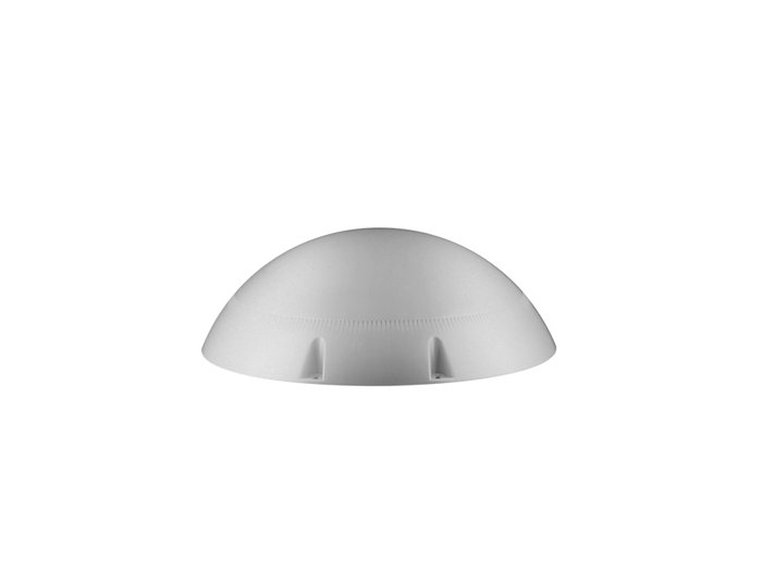Accessory TownTune DTD Decorative top dome Ral 7035