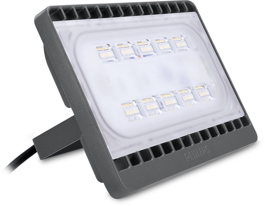 A reliable and high-performance LED floodlight