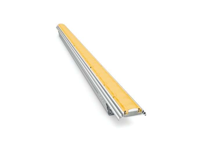 eColor Graze EC Powercore architectural Amber LED fixture