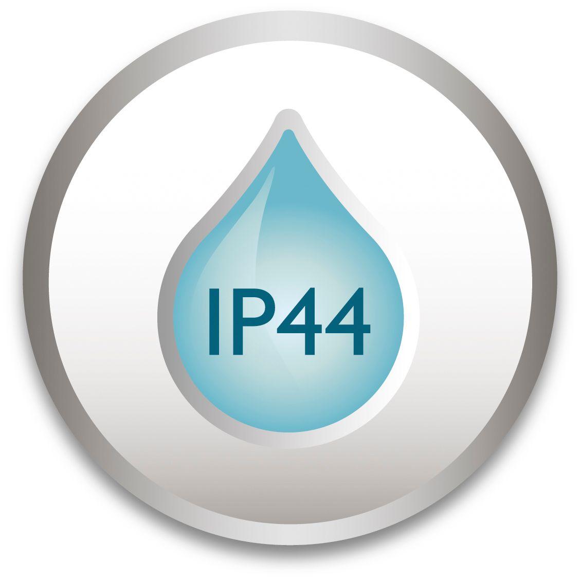 IP44, parfaitement adapté à votre salle de bains