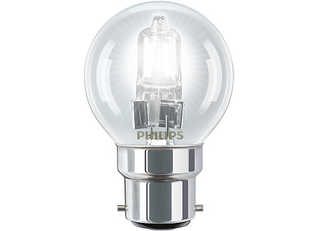 Halogen Classic 42WB22 240V P45 1CT/15 SRP