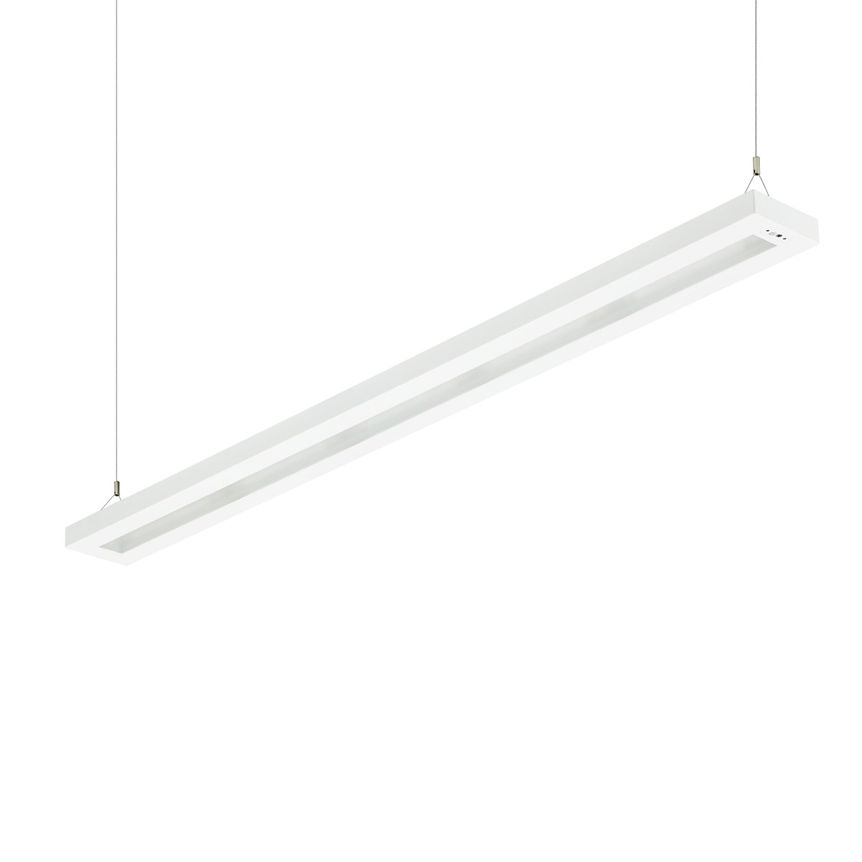 Stylish, office-compliant lighting offering new possibilities
