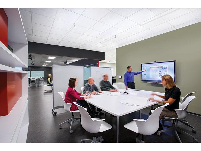 SlimLux Office Meeting Application