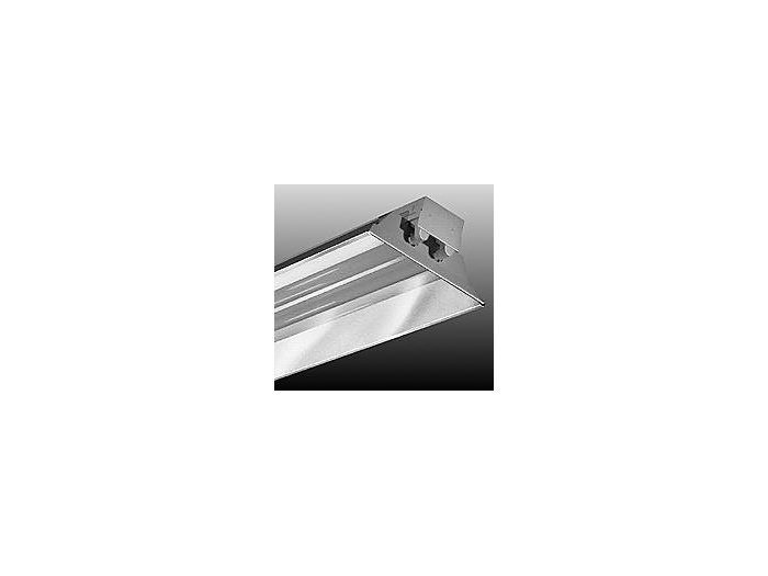 8', 2 Lamp F96T12HO, Silverado Reflector
