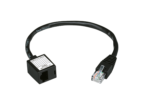 ZCX400 CK TO ESTA DMX CROSSOVER CABLE