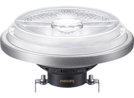 MAS LEDspotLV D 11-50W 927 AR111 40D
