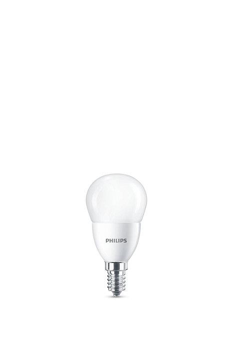 Тепле біле світло, безкомпромісна якість освітлення