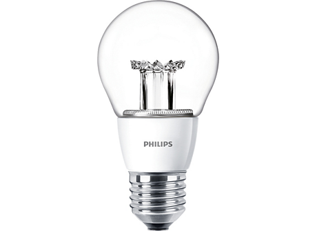 MAS LEDbulb D 6-40W E27 827 A60 CL