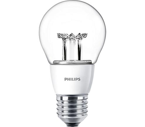 MAS LEDbulb DT6 - 40W E27 A60 CL Dim