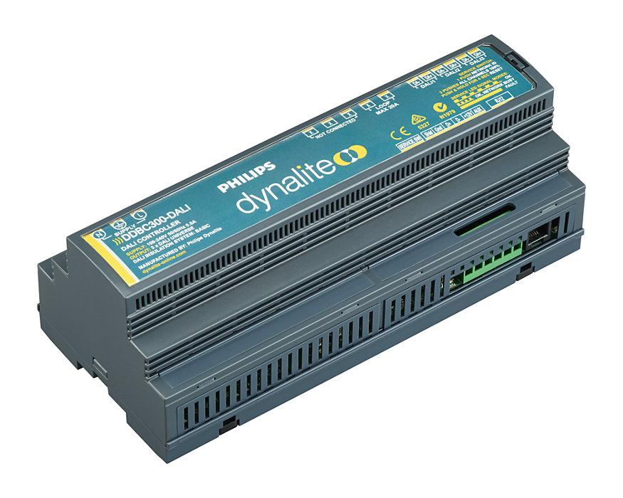 Soluções de controle de iluminação sofisticadas que oferecem economia de energia, porém simples de usar