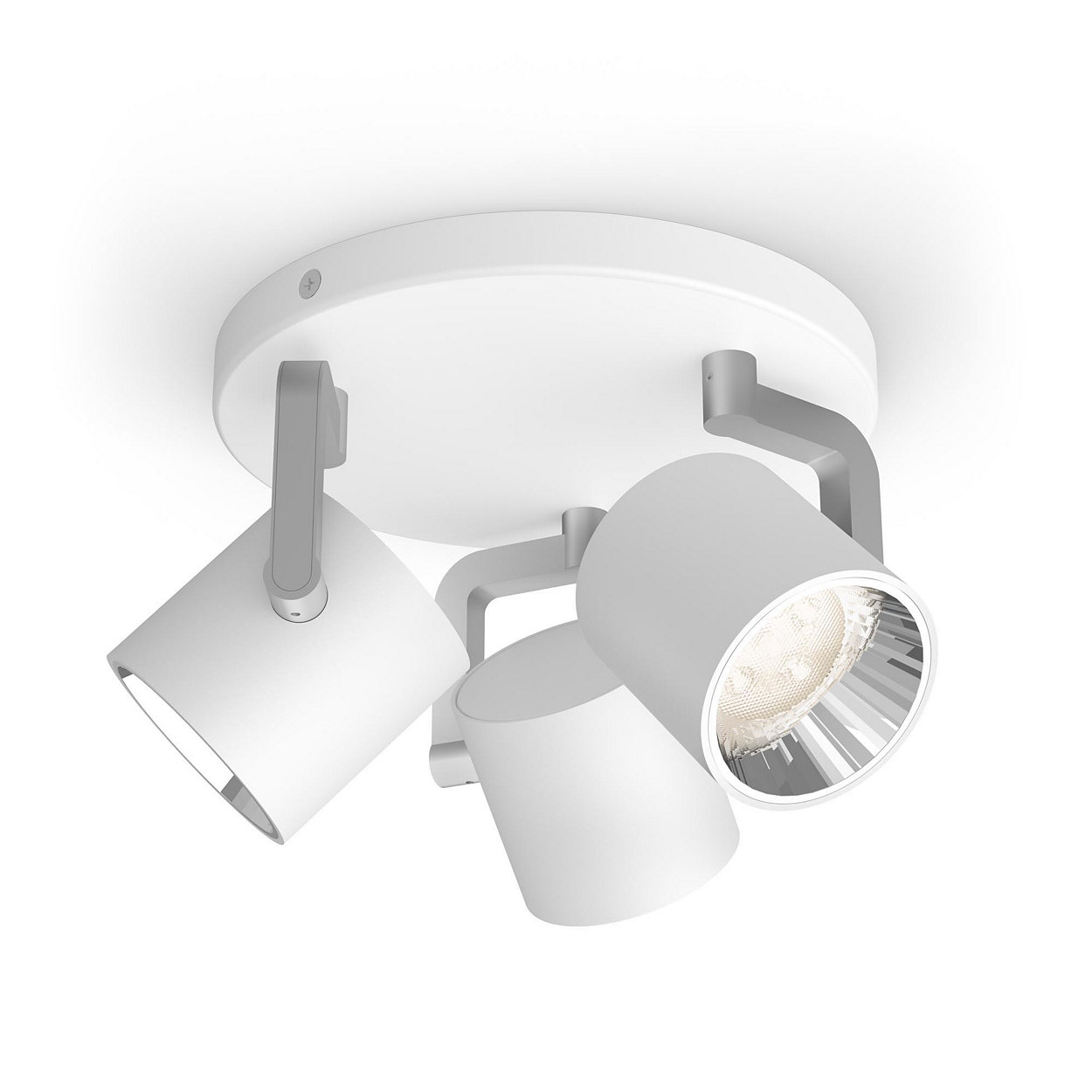 Egy lámpa. Az Ön kapcsolója. Három fényerő-beállítás.