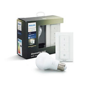 Hue White E27 Wireless Dimming Kit