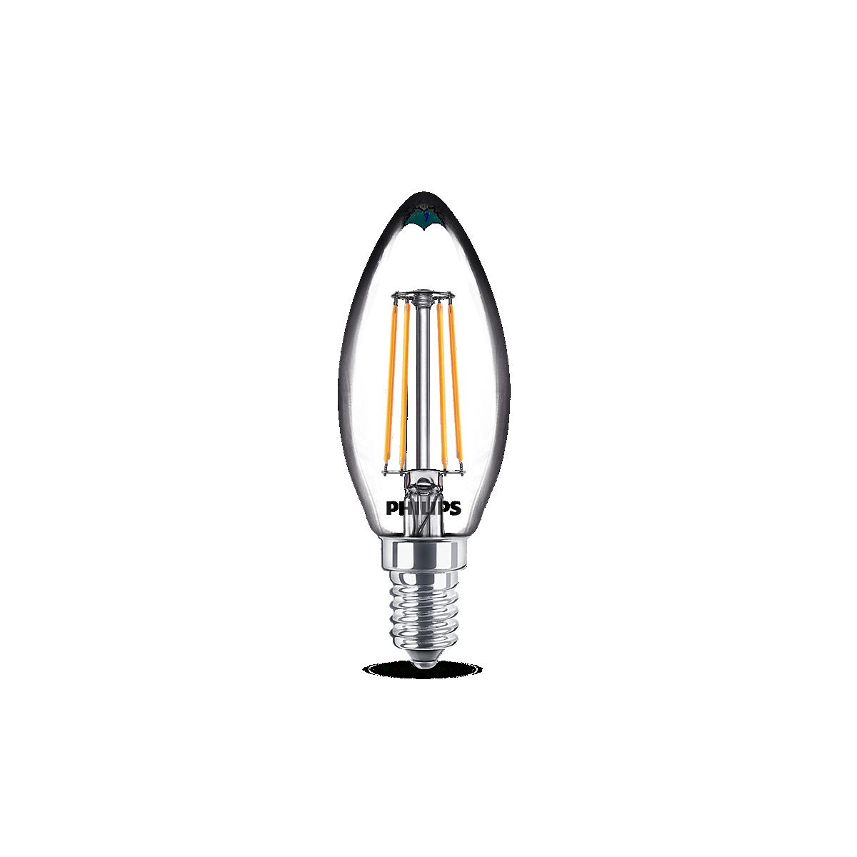 Lampes LED Flammes et Sphériques