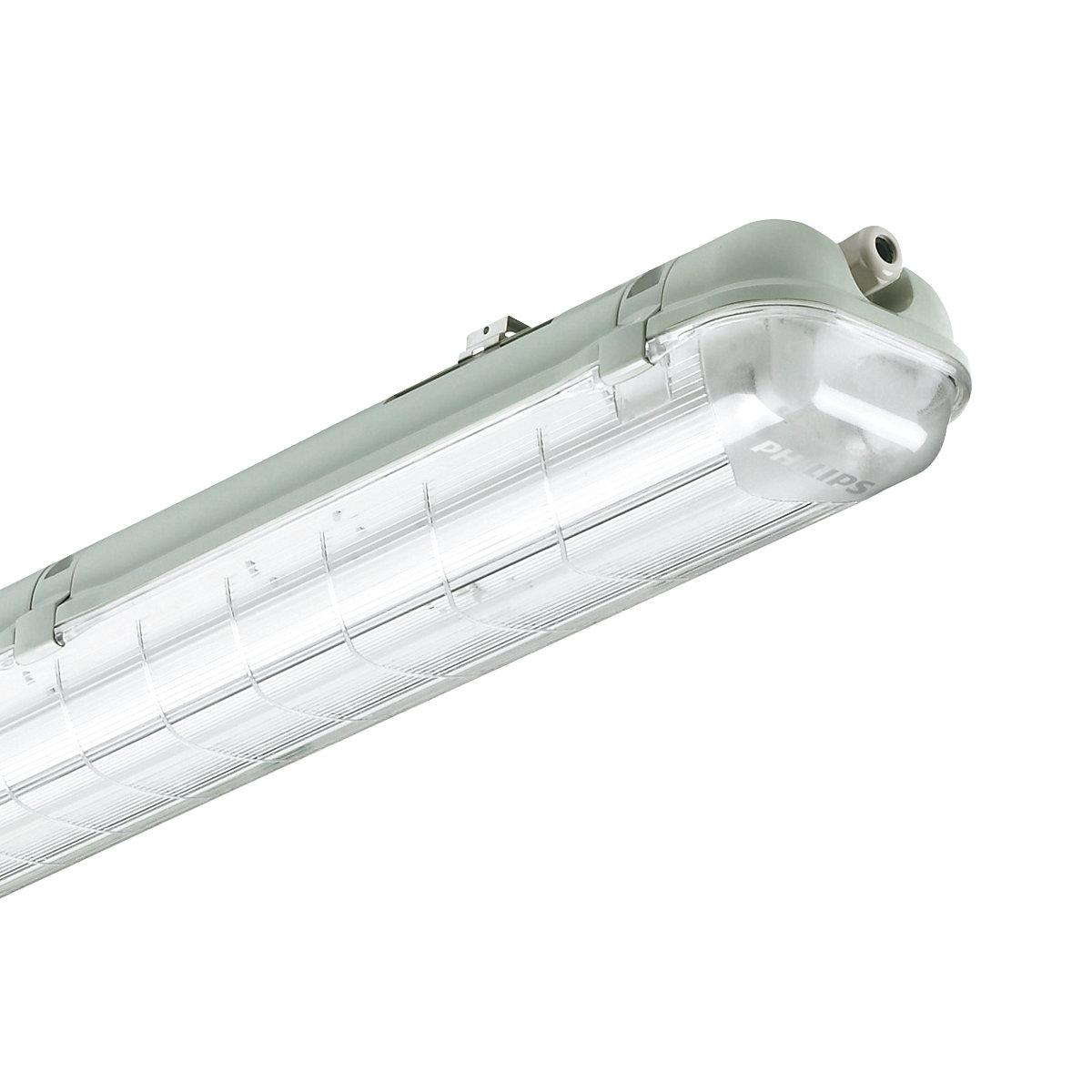 Luminaire étanche 2x58w philips