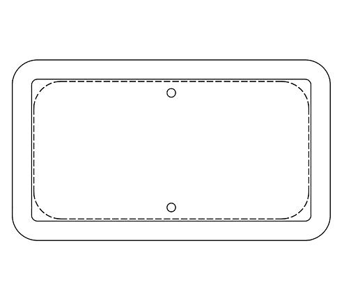 Traffic Sign Frames (210TSF)