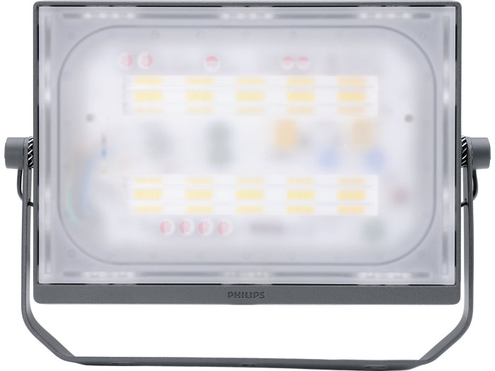 Smartbright LED Floodlight BVP173 LED66 Front