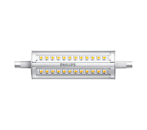 CorePro LED linear R7S 118mm 14-100W 840 D
