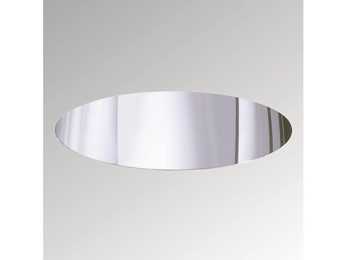 In special cases Fugato can be integrated into metal (cooled) ceilings. This gives a clean, rimless appearance.