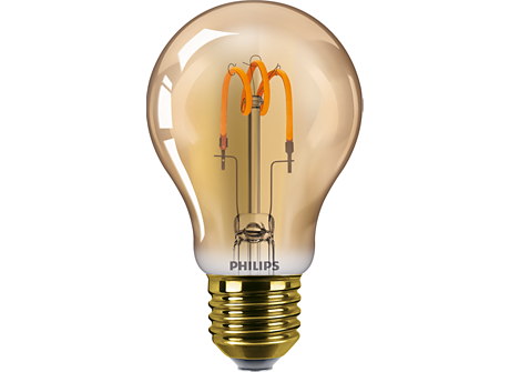 LED classic SP 14W A60 E27 GOLD ND 1BC/4