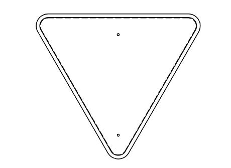 Traffic Sign Frames (208TSF)