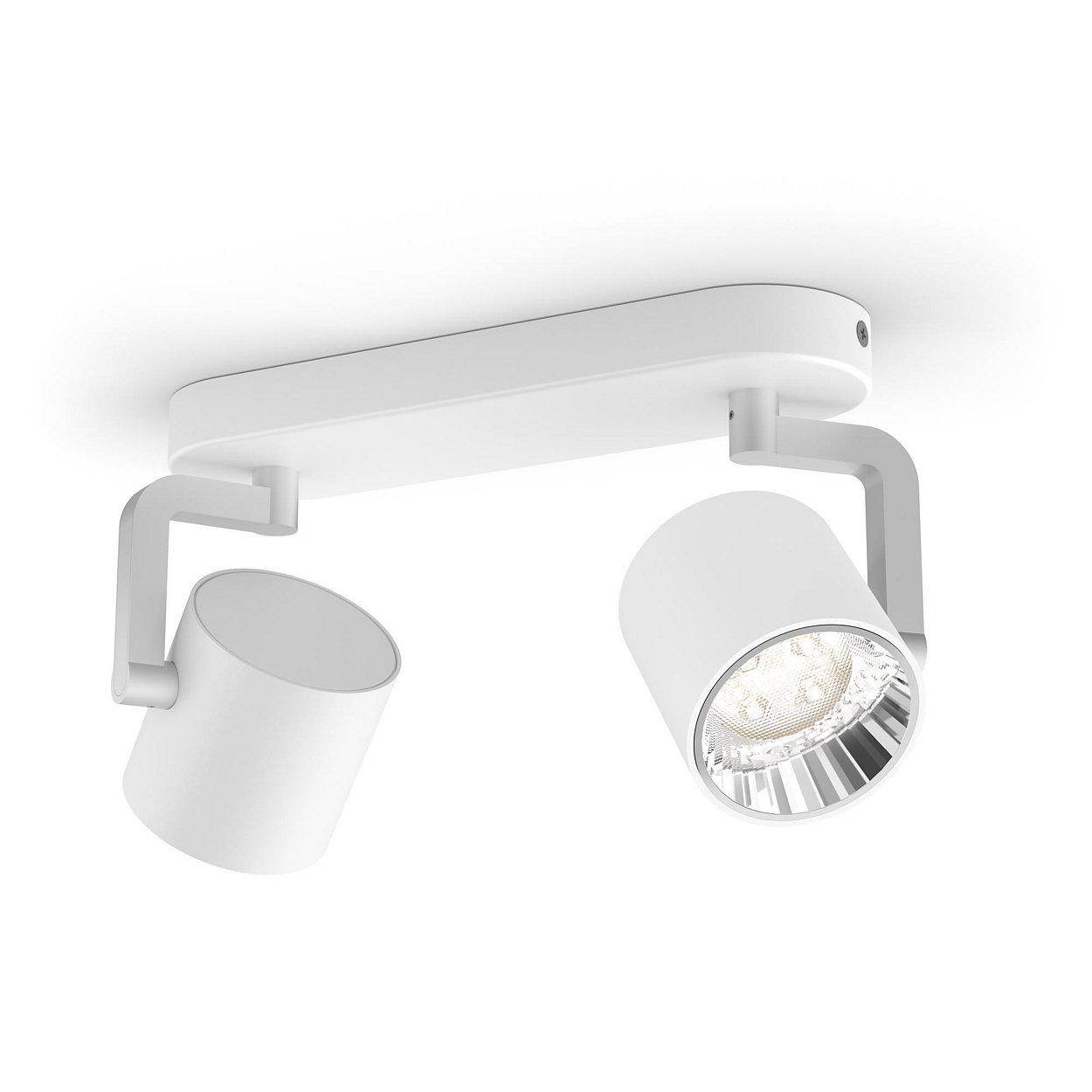 Una lampada. Il tuo interruttore. Tre impostazioni di luce.