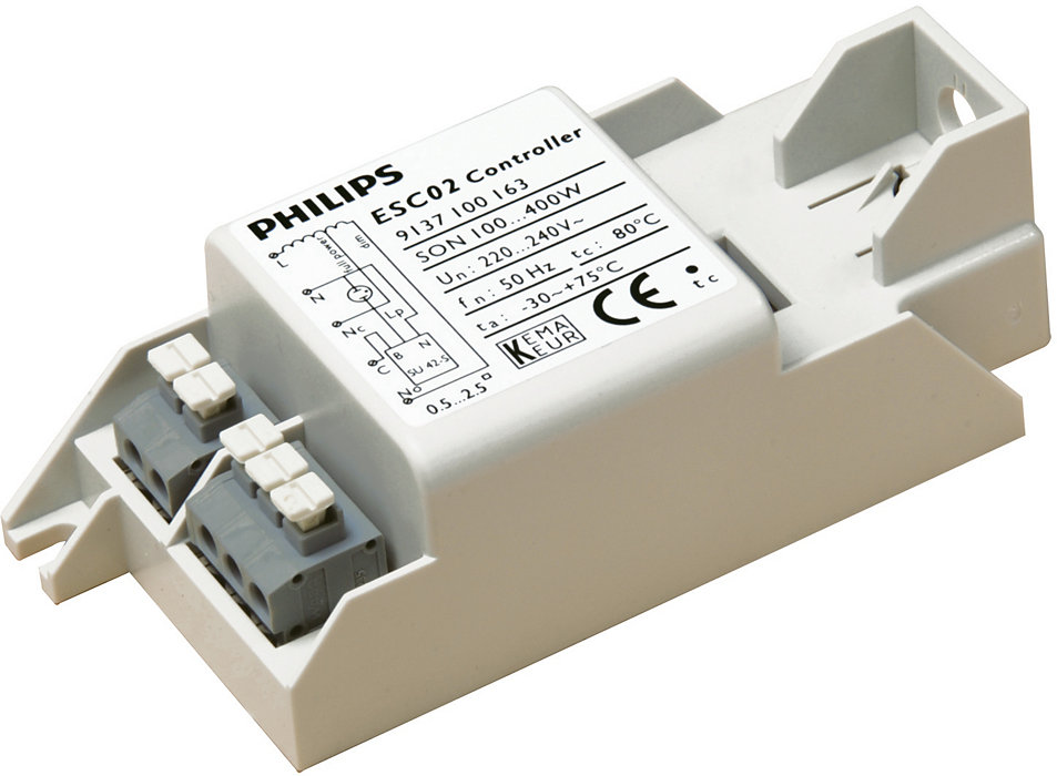 Magnetic dimmable controller