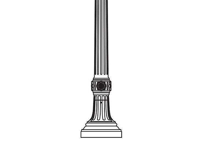Anchor Base Post (781-)