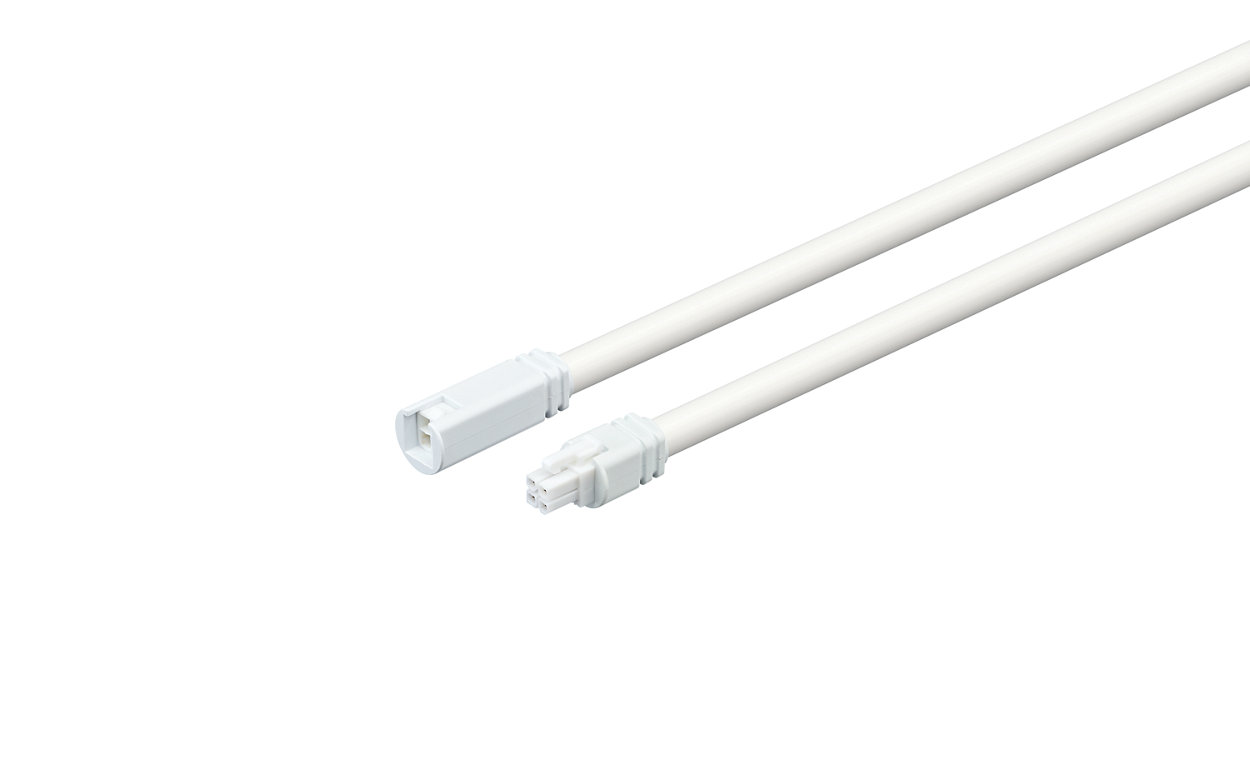 Accessories for PureStyle, premium concealed interior linear LED luminaire with intelligent white and colour light