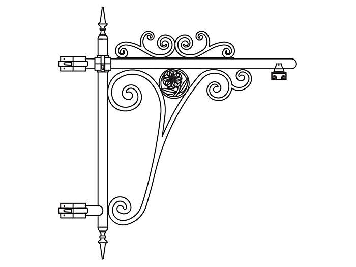 Arms, Single (HFP1110)