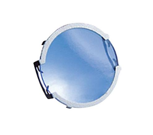 ICE BLUE LENS,SPUN SHLD