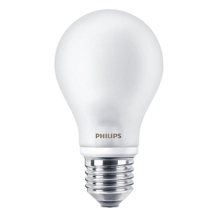 Klassisk design och LED-glödtråd för dekorativ belysning