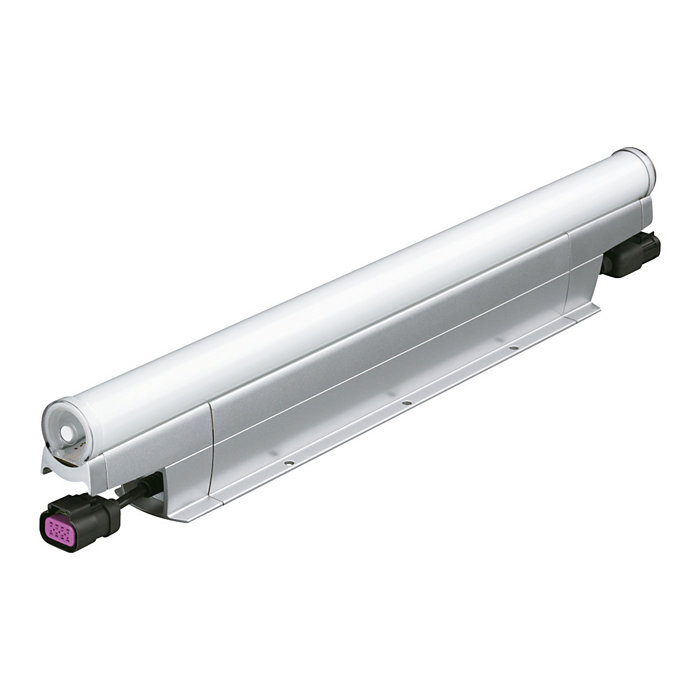 iColor Accent MX Powercore – A direct-view, linear LED fixture with precise resolution control