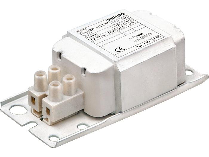BPL EM ballasts for CFL, PLT, PLS and PLC lamps