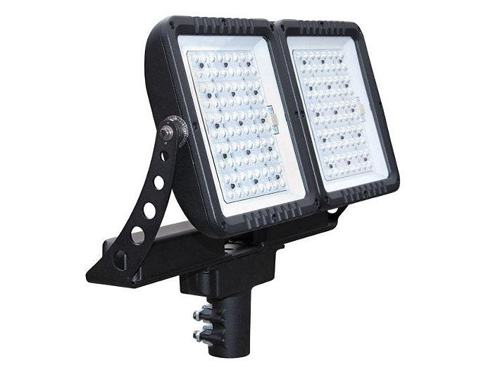 FX2, Generation 2, 160 LEDs, 4000K, 630 mA, Asymmetric 33° Flood