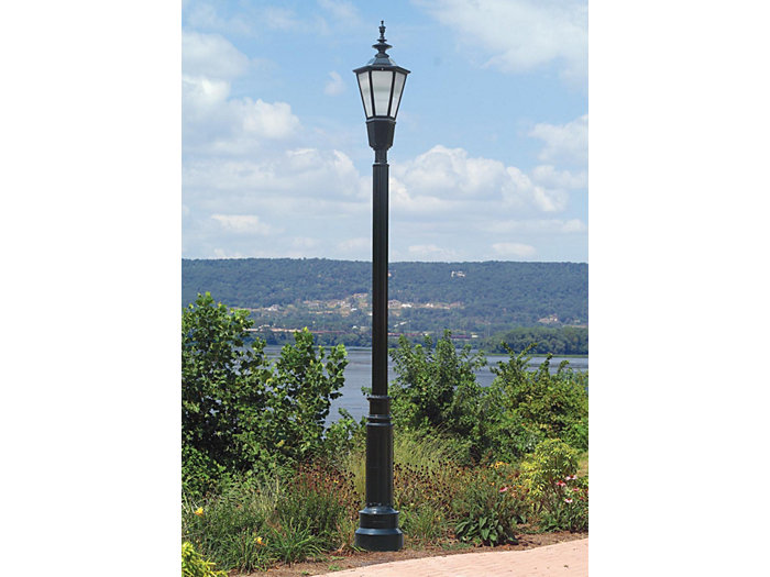 Pole (P4420), Round Tapered Pole