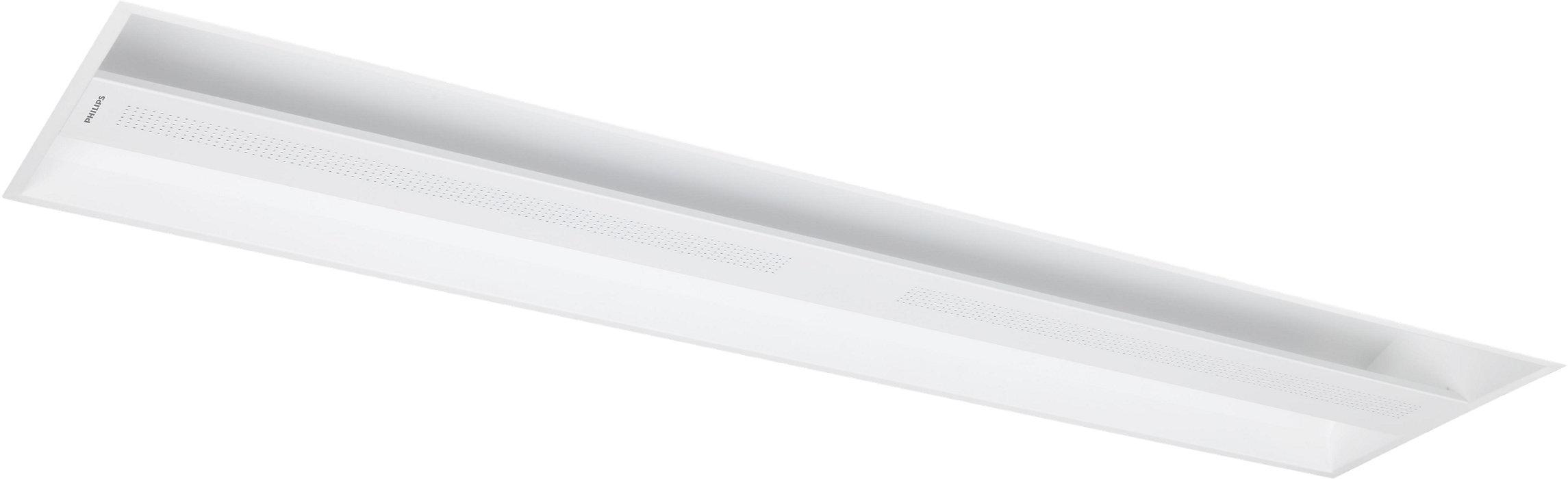 Soft and uniform light for visual comfort