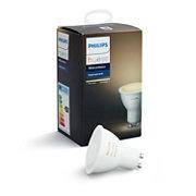 Hue White Ambiance Einzelne Lampe, GU10