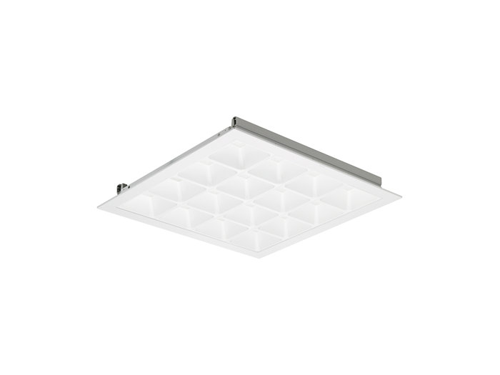 PowerBalance Tunable White RC464B recessed luminaire, square version (module size 600)