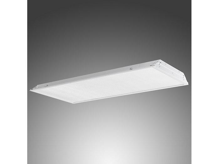 2x4, 3 Lamp F32T8, Prismatic Acrylic Lens