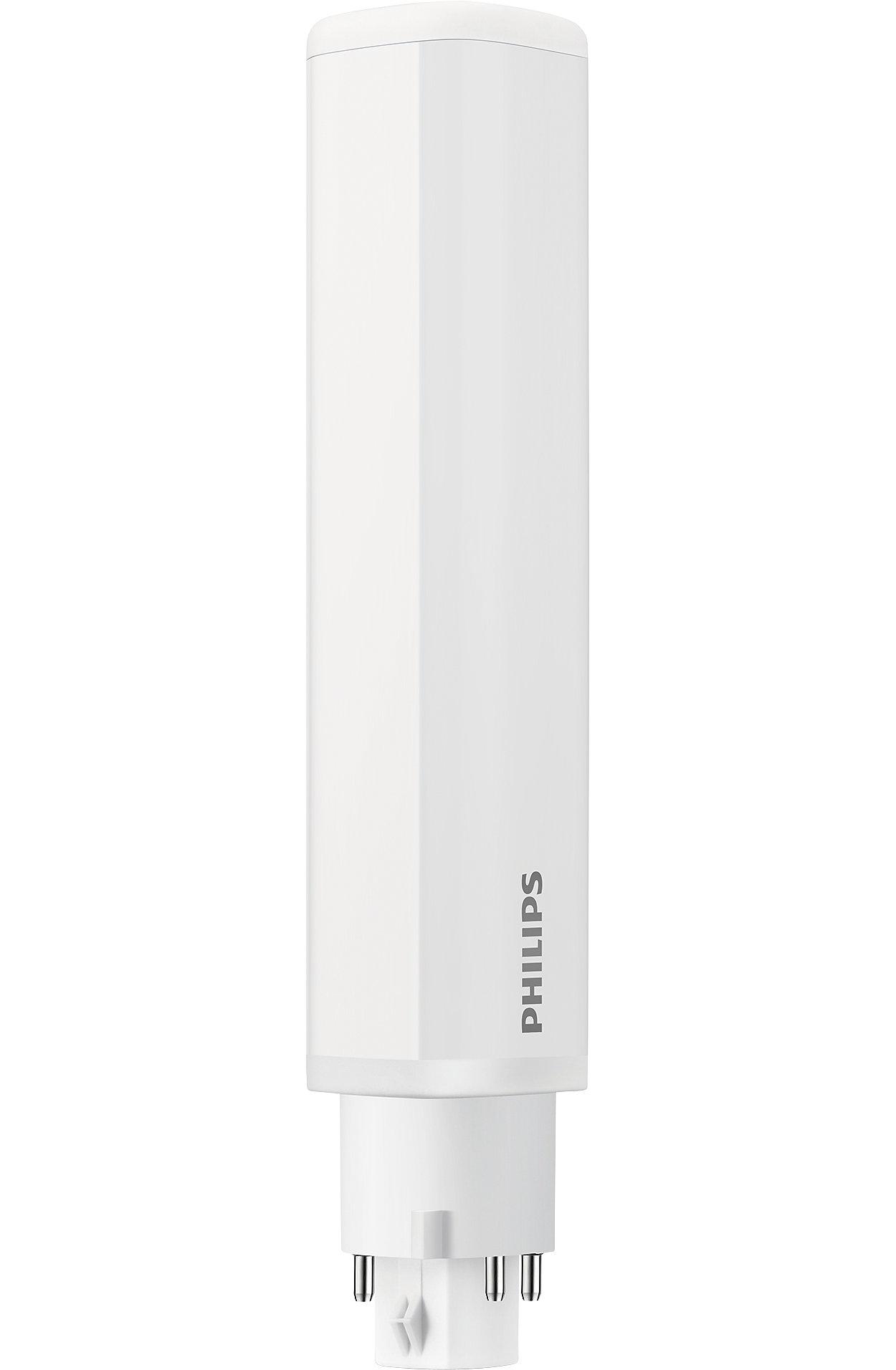 Noua generaţie de tuburi de iluminat LED PLC cu consum redus de energie