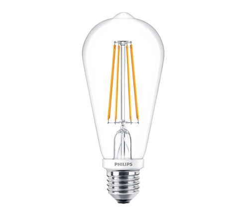 LEDClassic 8-70W ST64 E27 WW CL D APR