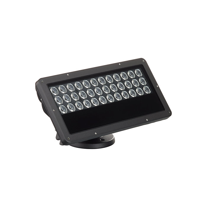 ColorBlast IntelliHue Powercore gen4 - Customizable exterior LED flood luminaire with intelligent color light