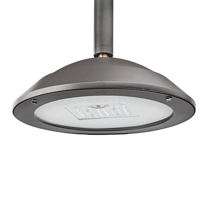 Diseñoatractivo para una luminaria versátil