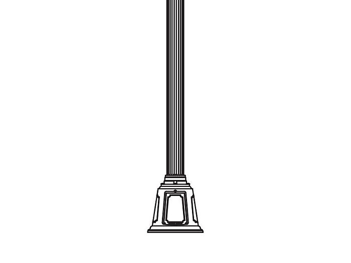 Anchor Base Post (768-)